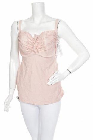 Дамски бански Cache Coeur, Размер XL, Цвят Розов, 64% полиамид, 16% еластан, Цена 44,25лв.