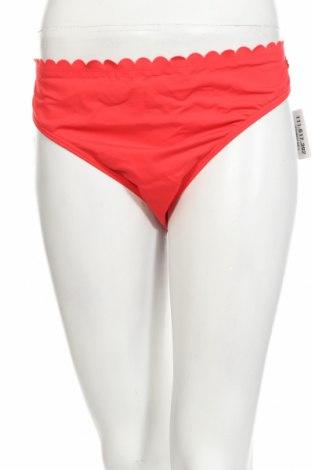 Дамски бански Lascana, Размер XL, Цвят Червен, 84% полиамид, 16% еластан, Цена 29,25лв.