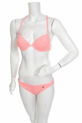 Дамски бански Lascana, Размер M, Цвят Розов, 85% полиамид, 15% еластан, Цена 51,75лв.