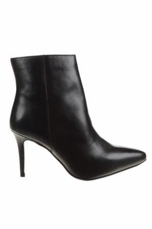 Дамски боти Apolina, Размер 39, Цвят Черен, Естествена кожа, Цена 142,00лв.