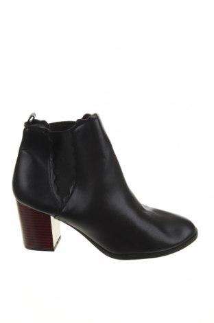 Дамски боти Clothing & Co, Размер 40, Цвят Черен, Еко кожа, Цена 35,70лв.