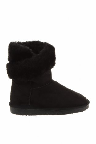 Γυναικείες μπότες Nice Bay, Μέγεθος 37, Χρώμα Μαύρο, Φυσικό σουέτ, Τιμή 42,68€