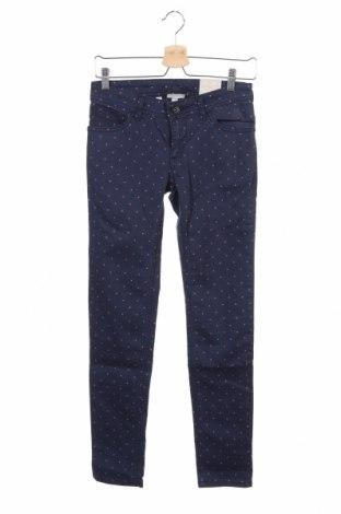 Дамски дънки Adidas Neo, Размер S, Цвят Син, 98% памук, 2% еластан, Цена 51,00лв.