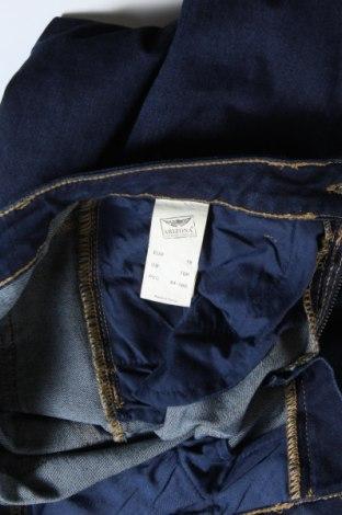 Дамски дънки Arizona, Размер S, Цвят Син, 74% памук, 24% полиестер, 2% еластан, Цена 27,72лв.