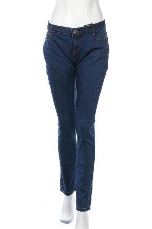 Дамски дънки B.You, Размер XL, Цвят Син, 73% памук, 26% полиестер, 1% еластан, Цена 22,77лв.