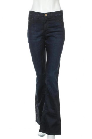 Дамски дънки Boss Orange, Размер M, Цвят Син, 98% памук, 2% еластан, Цена 252,85лв.