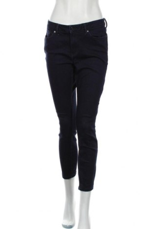 Dámské džíny  Calvin Klein, Velikost L, Barva Modrá, 68% bavlna, 27% polyester, 3% viskóza, 2% elastan, Cena  717,00Kč