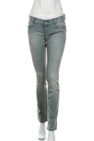 Дамски дънки De.corp By Esprit, Размер M, Цвят Син, 99% памук, 1% еластан, Цена 33,60лв.