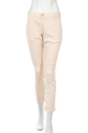 Дамски дънки Des Petits Hauts, Размер M, Цвят Розов, 90% памук, 8% полиестер, 2% еластан, Цена 9,26лв.