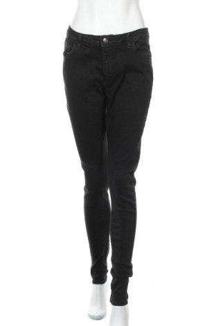 Дамски дънки Designer S, Размер M, Цвят Черен, 98% памук, 2% еластан, Цена 16,75лв.