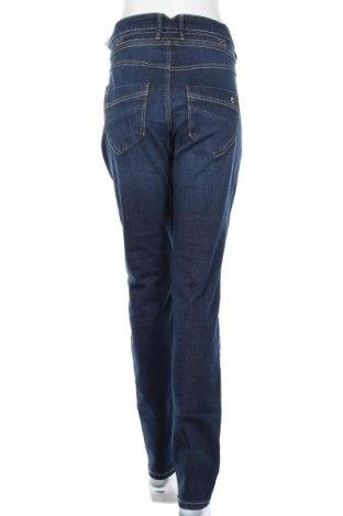 Дамски дънки Gang, Размер XL, Цвят Син, 90% памук, 8% полиестер, 2% еластан, Цена 119,25лв.