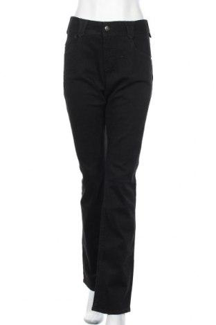 Дамски дънки Herrlicher, Размер XL, Цвят Черен, 98% памук, 2% еластан, Цена 103,35лв.
