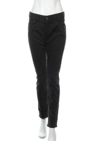 Дамски дънки Herrlicher, Размер XL, Цвят Черен, 98% памук, 2% еластан, Цена 96,85лв.