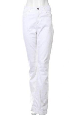 Γυναικείο Τζίν Jdy, Μέγεθος L, Χρώμα Λευκό, 98% βαμβάκι, 2% ελαστάνη, Τιμή 11,38€