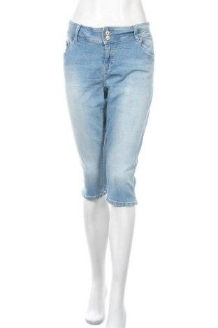 Дамски дънки Ltb, Размер XL, Цвят Син, 93% памук, 5% полиестер, 2% еластан, Цена 41,30лв.