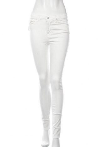 Дамски дънки Ltb, Размер S, Цвят Бял, 92% памук, 6% полиестер, 2% еластан, Цена 62,30лв.