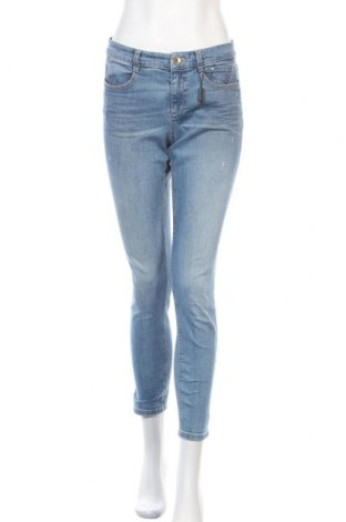 Дамски дънки Marc Cain Sports, Размер S, Цвят Син, 97% памук, 3% еластан, Цена 70,56лв.