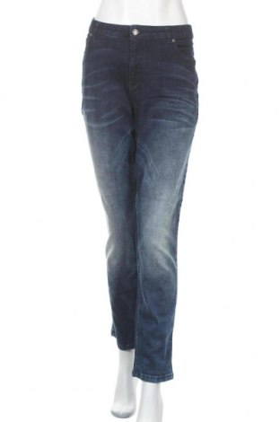 Дамски дънки Montego, Размер XL, Цвят Син, 98% памук, 2% еластан, Цена 46,50лв.