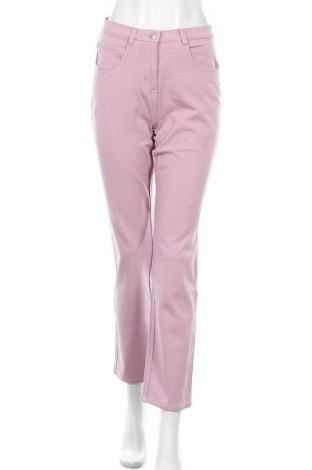 Дамски дънки Paola, Размер S, Цвят Розов, 93% памук, 7% еластан, Цена 6,83лв.