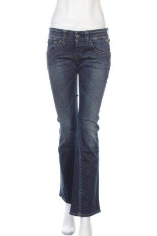 Dámské džíny  Replay, Velikost M, Barva Modrá, 98% bavlna, 2% elastan, Cena  893,00Kč