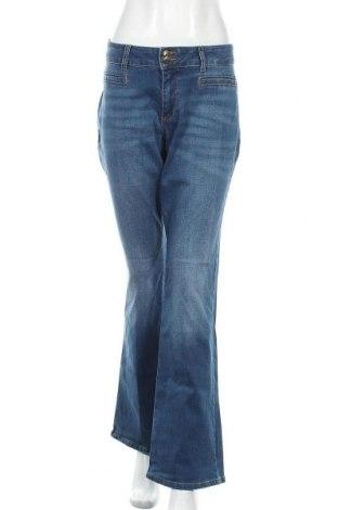 Dámské džíny  S.Oliver, Velikost XL, Barva Modrá, 98% bavlna, 2% elastan, Cena  622,00Kč