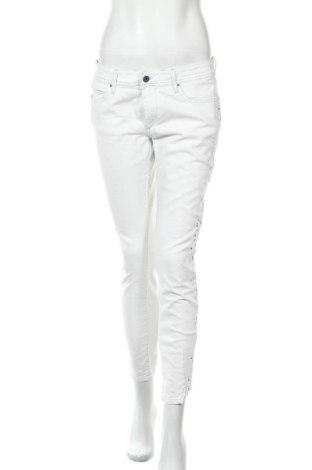 Dámské džíny  Salsa, Velikost L, Barva Bílá, 98% bavlna, 2% elastan, Cena  485,00Kč