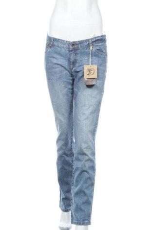 Γυναικείο Τζίν Tom Tailor, Μέγεθος L, Χρώμα Μπλέ, 98% βαμβάκι, 2% ελαστάνη, Τιμή 16,06€