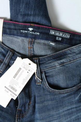 Γυναικείο Τζίν Tom Tailor, Μέγεθος S, Χρώμα Μπλέ, 98% βαμβάκι, 2% ελαστάνη, Τιμή 26,68€