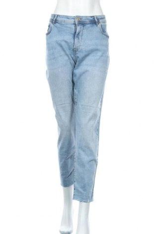 Γυναικείο Τζίν Tom Tailor, Μέγεθος XXL, Χρώμα Μπλέ, 91% βαμβάκι, 7% πολυεστέρας, 2% ελαστάνη, Τιμή 29,59€