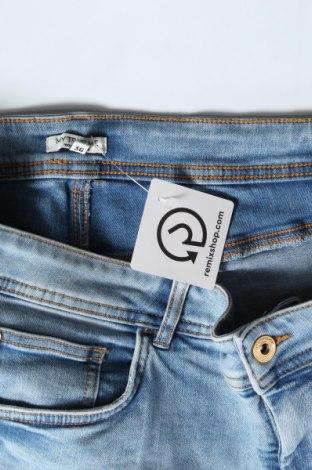 Γυναικείο Τζίν Tom Tailor, Μέγεθος XXL, Χρώμα Μπλέ, 91% βαμβάκι, 7% πολυεστέρας, 2% ελαστάνη, Τιμή 31,70€