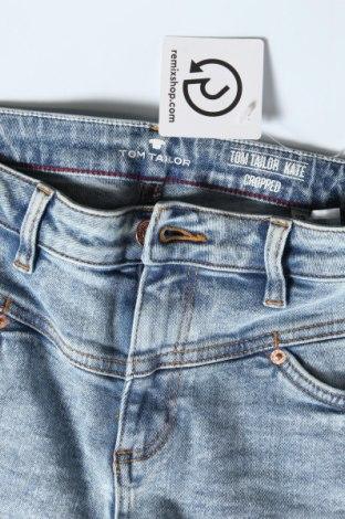 Γυναικείο Τζίν Tom Tailor, Μέγεθος M, Χρώμα Μπλέ, 64% βαμβάκι, 31% πολυεστέρας, 3% βισκόζη, 2% ελαστάνη, Τιμή 31,70€