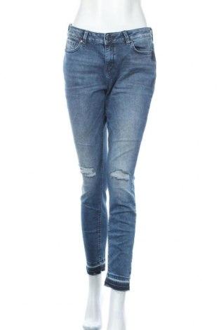 Γυναικείο Τζίν Tom Tailor, Μέγεθος L, Χρώμα Μπλέ, 95% βαμβάκι, 5% ελαστάνη, Τιμή 31,70€