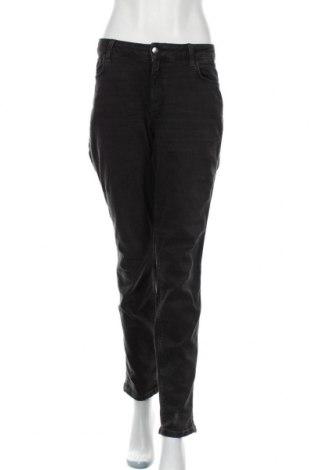 Дамски дънки Tom Tailor, Размер XL, Цвят Сив, 98% памук, 2% еластан, Цена 27,06лв.