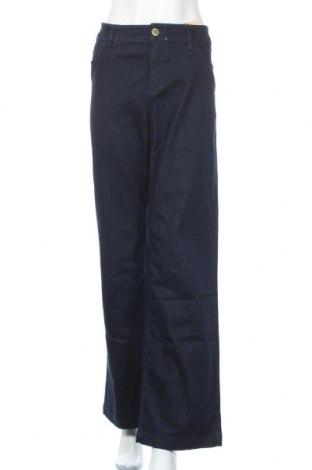 Дамски дънки Triangle By s.Oliver, Размер XL, Цвят Син, 98% памук, 2% еластан, Цена 67,60лв.