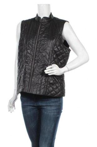 Γυναικείο γιλέκο Brandtex, Μέγεθος L, Χρώμα Μαύρο, Πολυεστέρας, Τιμή 17,51€