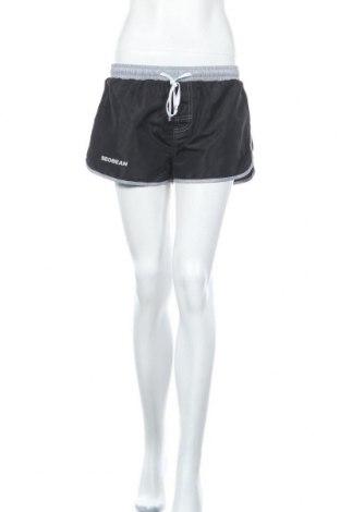 Γυναικείο κοντό παντελόνι, Μέγεθος M, Χρώμα Μαύρο, Πολυεστέρας, Τιμή 9,09€