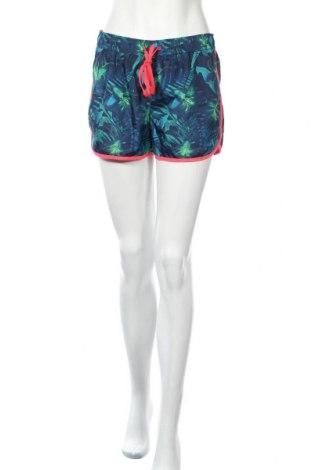 Дамски къс панталон Active By Tchibo, Размер S, Цвят Многоцветен, Полиестер, Цена 10,40лв.