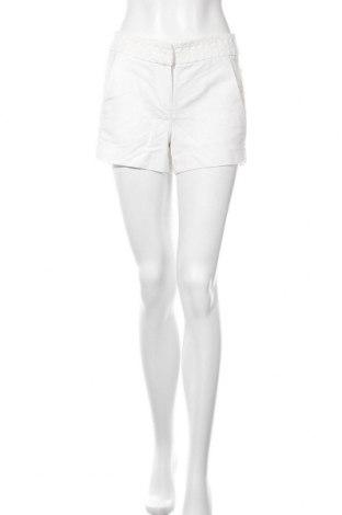 Дамски къс панталон Ann Taylor, Размер M, Цвят Бял, 80% вискоза, 20% памук, Цена 31,92лв.