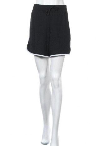 Дамски къс панталон Athletic Works, Размер XL, Цвят Черен, Полиестер, Цена 13,44лв.