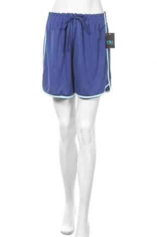 Дамски къс панталон Athletic Works, Размер L, Цвят Син, Полиестер, Цена 30,45лв.