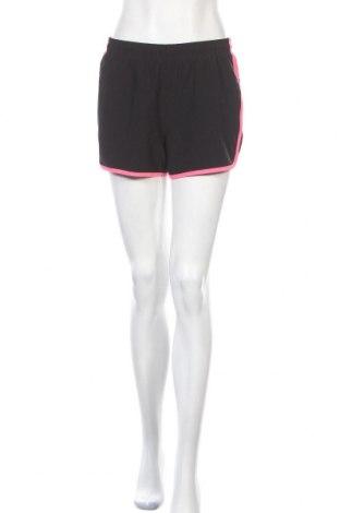 Дамски къс панталон Athletic Works, Размер S, Цвят Черен, 88% полиестер, 12% еластан, Цена 13,97лв.