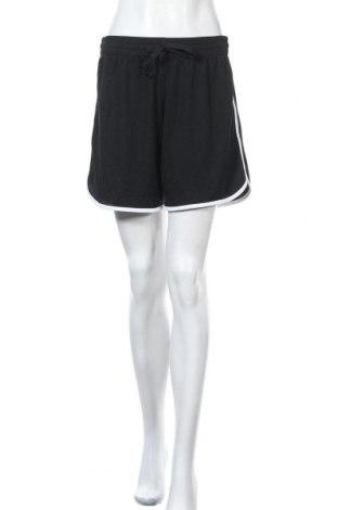 Дамски къс панталон Athletic Works, Размер M, Цвят Черен, Полиестер, Цена 18,90лв.