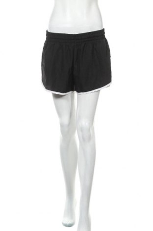 Дамски къс панталон Athletic Works, Размер L, Цвят Черен, Полиестер, Цена 16,80лв.
