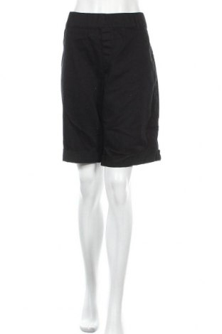 Γυναικείο κοντό παντελόνι Avella, Μέγεθος XL, Χρώμα Μαύρο, Βαμβάκι, πολυεστέρας, ελαστάνη, Τιμή 12,28€