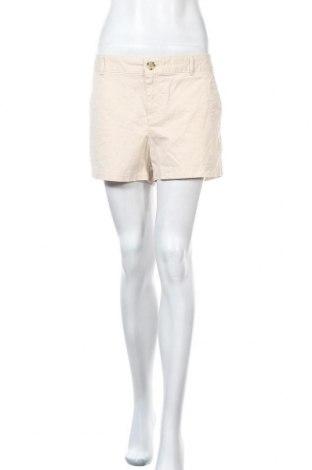 Γυναικείο κοντό παντελόνι Banana Republic, Μέγεθος XL, Χρώμα  Μπέζ, 97% βαμβάκι, 3% ελαστάνη, Τιμή 20,46€