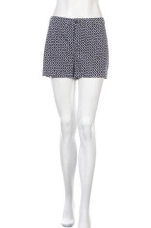 Γυναικείο κοντό παντελόνι Banana Republic, Μέγεθος M, Χρώμα Μπλέ, 74% πολυεστέρας, 23% βισκόζη, 3% ελαστάνη, Τιμή 12,14€