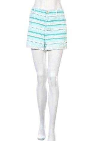 Γυναικείο κοντό παντελόνι Banana Republic, Μέγεθος L, Χρώμα Πράσινο, 97% βαμβάκι, 3% ελαστάνη, Τιμή 22,08€