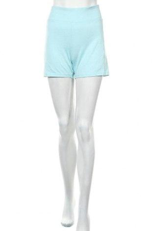 Дамски къс панталон Circuit, Размер XL, Цвят Син, Полиестер, еластан, Цена 16,80лв.