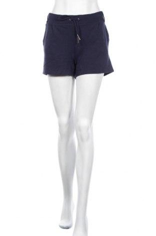 Дамски къс панталон Colours Of The World, Размер M, Цвят Син, 68% вискоза, 27% полиамид, 5% еластан, Цена 13,28лв.