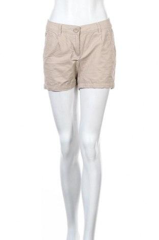 Дамски къс панталон Colours Of The World, Размер S, Цвят Бежов, Памук, Цена 10,71лв.